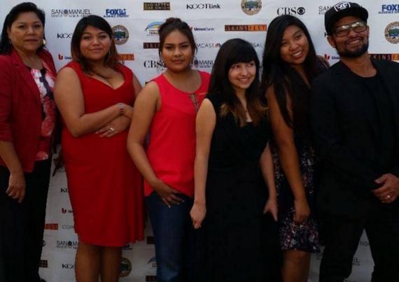 UMUT Youth at 2015 LA Skins Fest